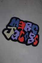 MARC JACOBS(マークジェイコブス) ラグ・カーペット 【heaven by MARC JACOBS】SCRIBBLY LOGO RUG 要在庫確認