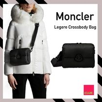 MONCLER★モンクレール レジェール ナイロン クロスボディバッグ