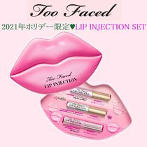 Too Faced☆2021年ホリデー限定☆Lip Injection Lip Plumper Set