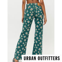 Urban Outfitters(アーバンアウトフィッターズ) デニム・ジーパン 【Urban Outfitters】90sフローラルブーツカットジーンズ