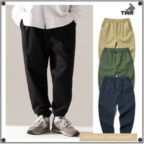 TWNのBooth Jogger Pants 全4色