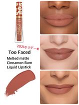 〈Too Faced 〉★2021ホリデー★Melted matte cinnamon bun