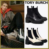 21AW【Tory Burch】CHELSEA LUG-SOLE ANKLE BOOT ブーツ 送関込