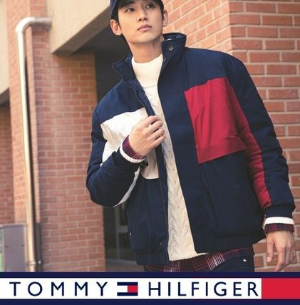 Tommy Jeans★正規品★Icon Reversible Bomber ジャケット/追跡