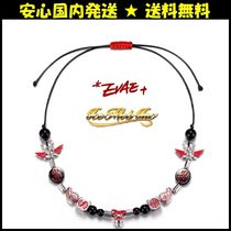 SALUTE(サルーテ) ネックレス・ペンダント 安心国内発送★SALUTE【EVAE x ICE MOB INC】RED ANGEL NECKLACE