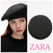 ZARA【NEW】QUILTED BERET