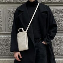 """COS(コス) ショルダーバッグ """"COS"""" MINI LEATHER TOTE WHITE"""