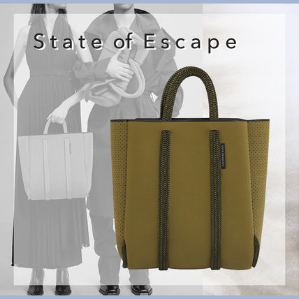 State of Escape サテライトフォリオトート