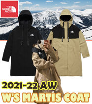 【THE NORTH FACE】W'S MARTIS COAT 2COLOR