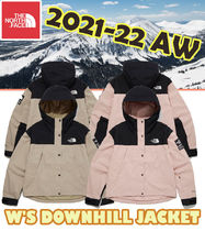 【THE NORTH FACE】W'S DOWNHILL JACKET 2COLOR