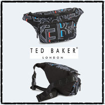 TED BAKER(テッドベーカー) 子供用ショルダー・ポシェット・ボディバッグ ☆Baker by Ted Baker☆プリント ウエストバッグ