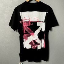 22AW OFF WHITE  Painting  Arrow Tシャツ