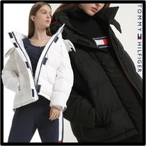 Tommy Hilfiger(トミーヒルフィガー) ダウンジャケット・コート 関税込★TOMMY JEANS★Oversized hooded goose down jacke.t