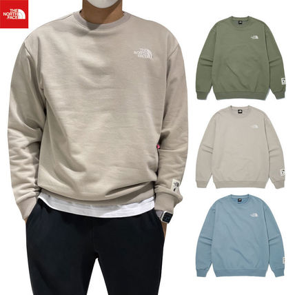★THE NORTH FACE★ ECO GROUND SWEATSHIRTS NM5MM62