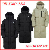 THE NORTH FACE★21-22AW FREE MOVE DOWN COAT_NC1DM50