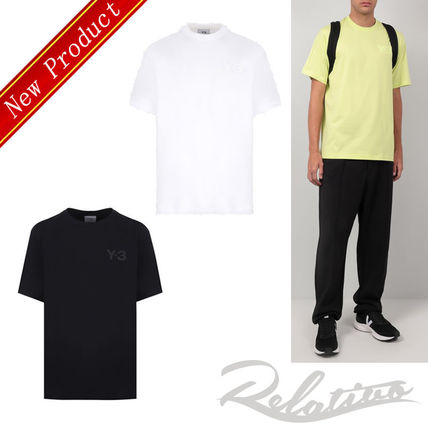 ☆21AW☆【Y-3】M CLASSIC ロゴ Tシャツ