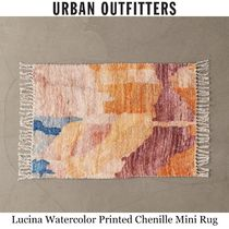 ★Urban Outfitters★Lucina水彩シェニールミニラグ 61×91cm