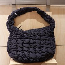 """COS(コス) バッグ・カバンその他 """"COS"""" QUILTED MINI BAG BLACK"""