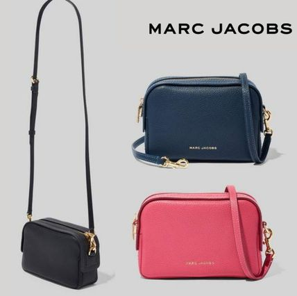 【MARC JACOBS】THE SQUEEZE レザークロスボディミニバッグ
