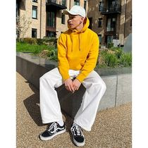 ASOS♡送料込 Pull&Bear Join Life hoodie in yellow