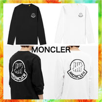 ● 2 MONCLER 1952●Genius☆バックのロゴ★ロンT!! UNDEFEATED
