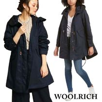 ★SALE★ WOOLRICH Hooded Over Parka ミリタリー モッズコート
