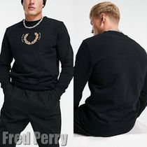 【Fred Perry】laurel wreath ロゴスウェット 送料込