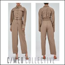 CAMEO COLLECTIVE(カメオコレクティブ) ワンピースその他 【CAMEO COLLECTIVE】DOUBLE UP JUMPSUIT☆大人気ジャンプスーツ
