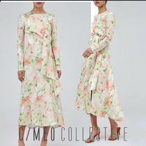 【CAMEO COLLECTIVE】OPPOSITE SIDES LONG SLEEVE DRESS☆大人気