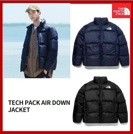 [THE NORTH FACE] TECH PACK AIR DOWN JACKET ★優れた保温性★