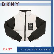 DKNY(ディーケーエヌワイ) キッズアウター 大人もOK★ {DKNY} 2-IN-1 PUFFER JACKET & VEST 送料関税込み