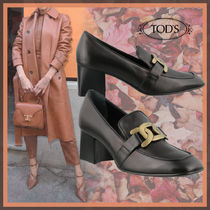 【Tod's トッズ】ケイト レザー パンプス《21-22AW新作SALE》