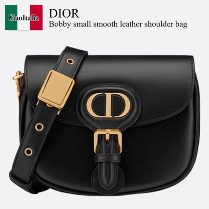 Dior Bobby small smooth leather shoulder bag
