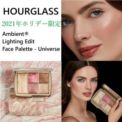 HOURGLASS 限定【UNIVERSE】Ambient Lighting Edit Face Palette
