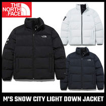 【THE NORTH FACE】 M'S SNOW CITY LIGHT DOWN JACKET