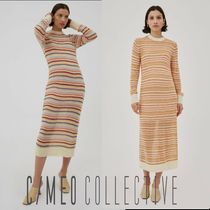 【CAMEO COLLECTIVE】PERFECT TIME KNIT DRESS☆大人気
