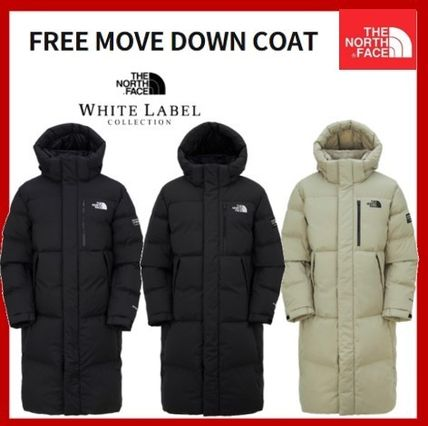 [THE NORTH FACE] FREE MOVE DOWN COAT★人気★