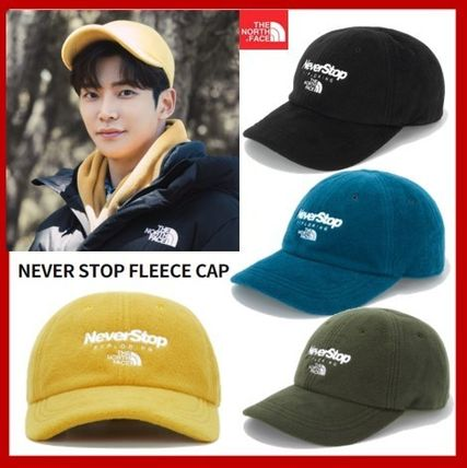 [THE NORTH FACE] NEVER STOP FLEECE CAP ★軽くて暖かい★