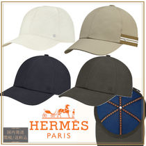 ★HERMES★ライリー キャップ【国内発送・関税/送料込み】