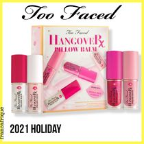 Too Faced☆2021ホリデー☆Hangover Pillow Balm☆リップセット