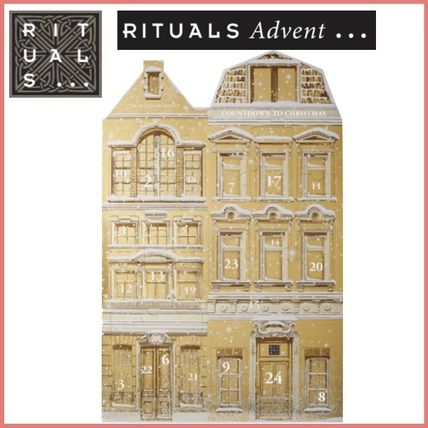 【Rituals】THE RITUAL OF ADVENT☆アドベントカレンダー 2021☆
