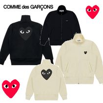 COMME des GARCONS(コムデギャルソン) スウェット・トレーナー ビッグロゴ★Comme des Garcons★スウェットシャツ★white black