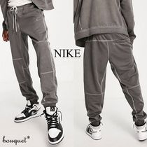 ☆NIKE☆Revival washed jersey ロゴジョガー/送関込