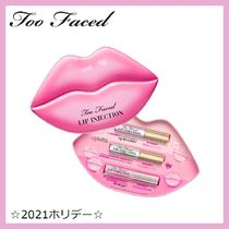 ☆Too Faced☆2021ホリデー Lip Injection Plumper セット☆彡