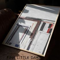 【Fine Little Day】WE ONLY GO OUT AT NIGHT POSTER 50×70cm