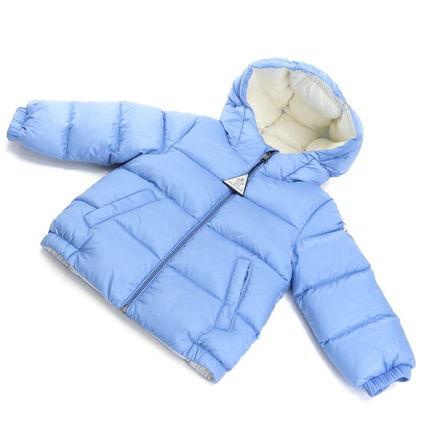 MONCLER(モンクレール) キッズアウター 【国内即発】MONCLER ダウンコート 1A53920 NEW MACAIRE GIU 71I