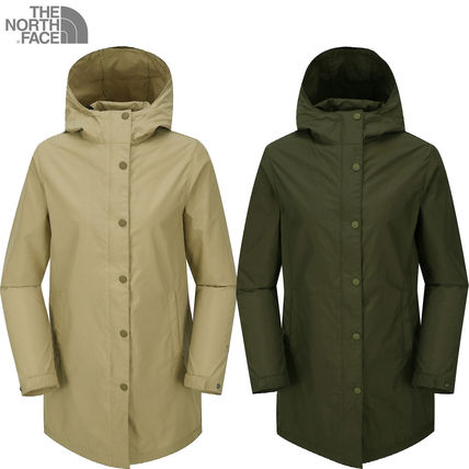 [THE NORTH FACE] W'S COMPACT COAT ☆大人気☆