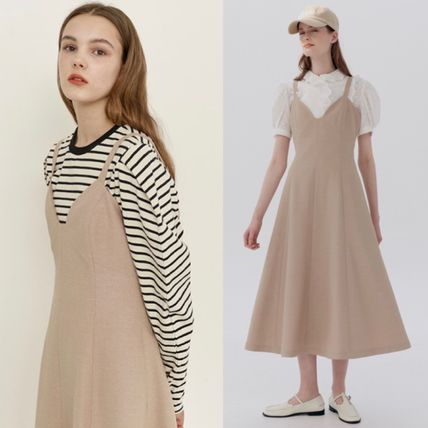【AND YOU】パク・シネ着用★DARANGSWI Tube top dress