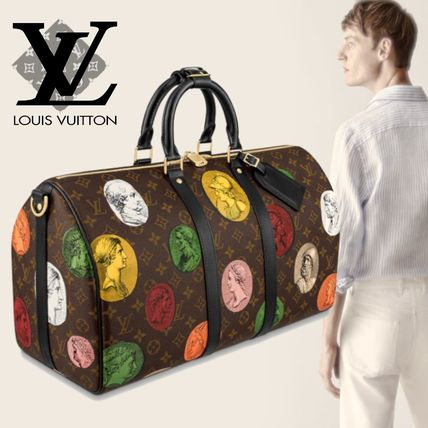 【Vuitton】旅行時のテンションも上がる☆KEEPALL BANDOULIERE45