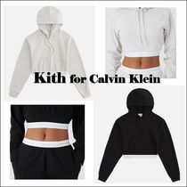 KITH NYC(キスニューヨークシティ) パーカー・フーディ 完売必須!【KITH】Kith for Calvin Klein Women Hoodie